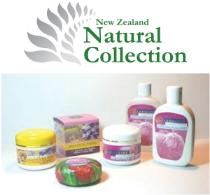 Natural Collection lanolin product range