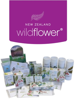 Wildflower product range