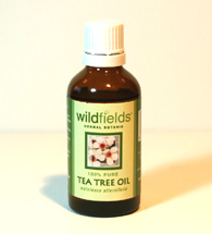 Pure Tea Tree Oil (25 ml)